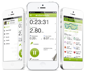 Endomondo ECO BIKE 1